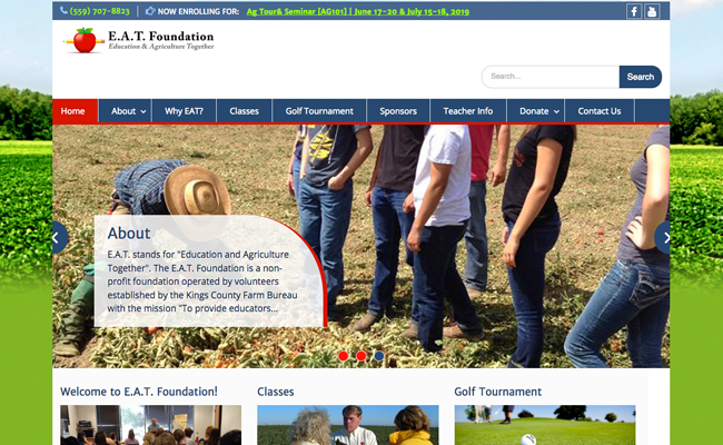 E.A.T. Foundation Homepage