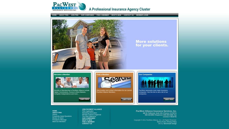 PacWestAlliance.Com - Home