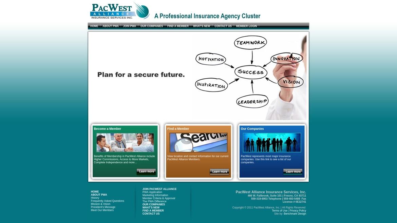 PacWestAlliance.Com - Home 2