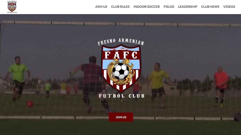 Fresno Armenian Futbol Club - Home Page