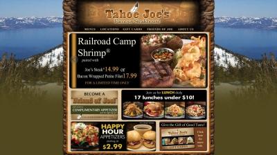 TahoeJoes.Com