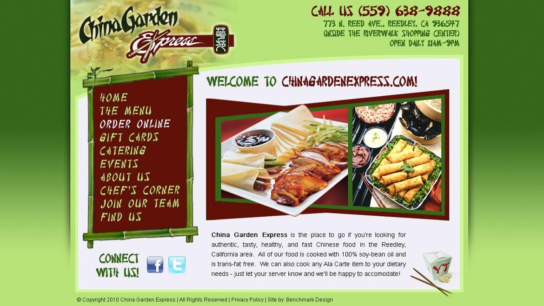 ChinaGardenExpress.Com - Home