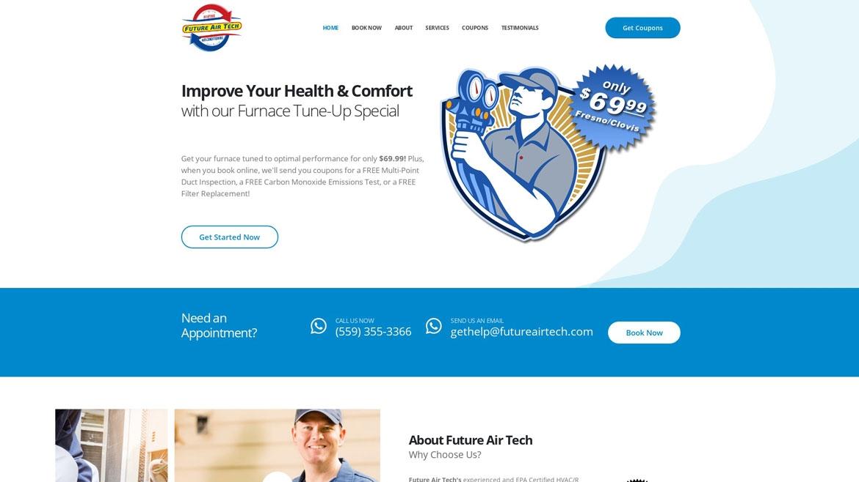 Future Air Tech - Home Page