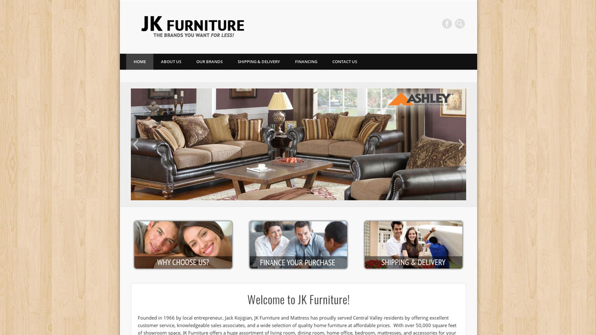 JKDiscountFurniture.Com