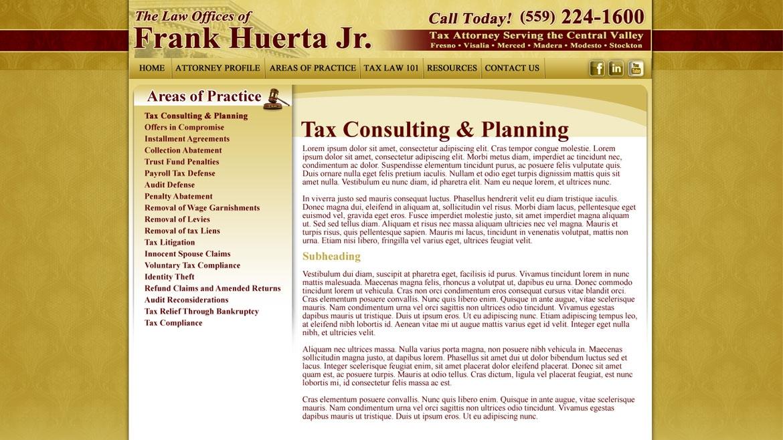FHJRLaw.Com - Services